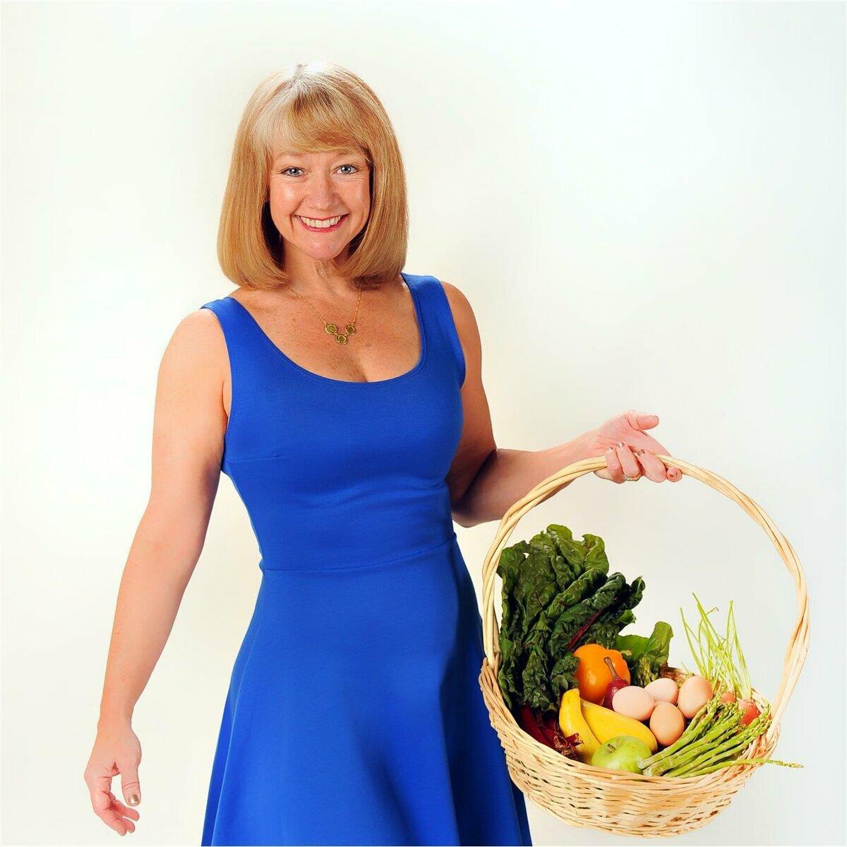 Лишний Вес У Женщин После 55