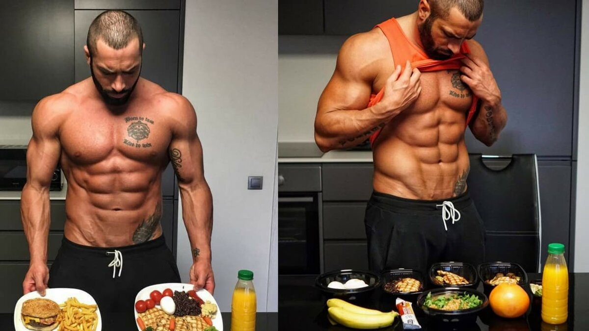 Тренировки Без Правильного Питания