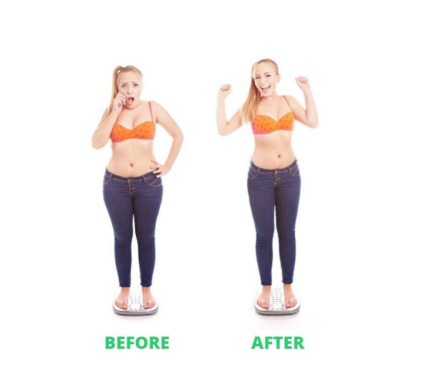 Эффективное похудение в домашних условиях: методы и средства при лишнем весе