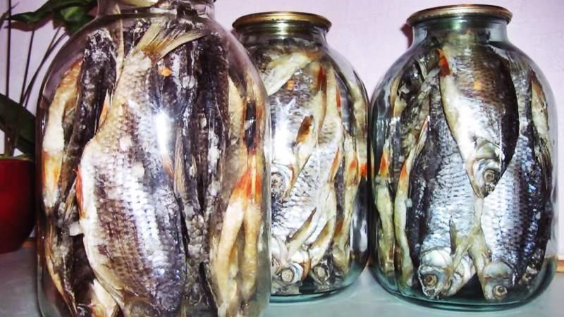 Как посолить речную рыбу в домашних условиях