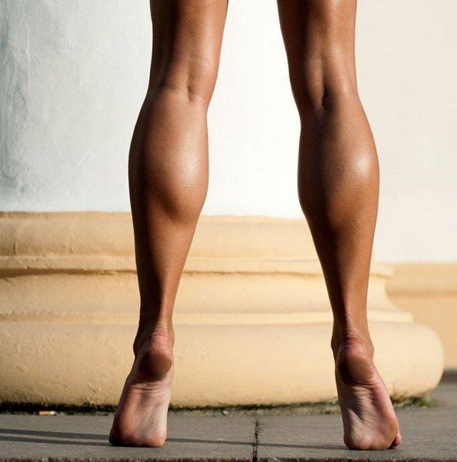 Все способы, как быстро накачать икры ног девушке в домашних условиях и нарастить голени мужчинам и женщинам
