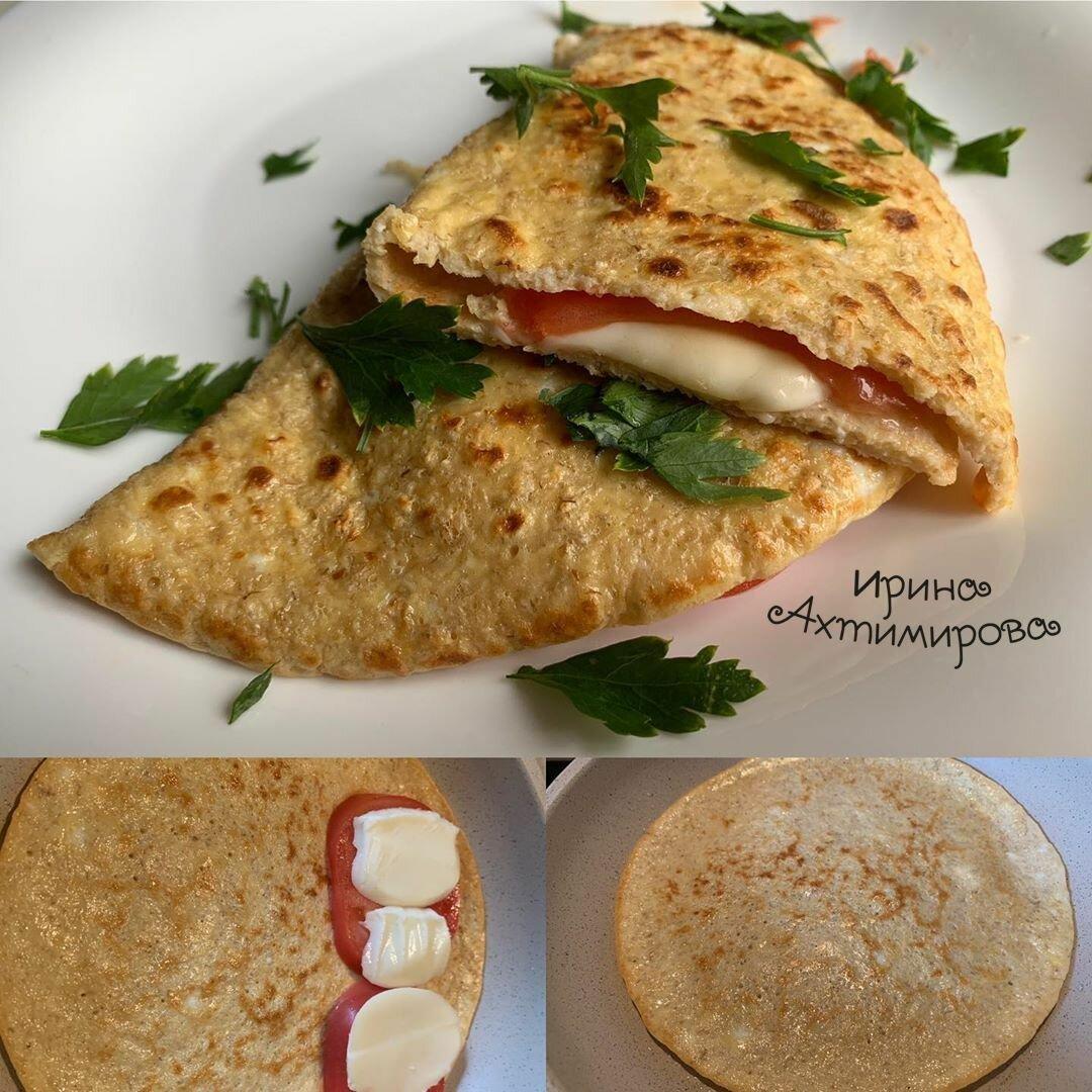 Овсяноблин для правильного питания рецепт с фото пошагово - 1000.menu