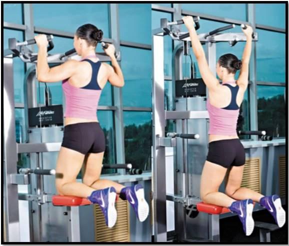 6 видов подтягиваний, которые заставят мышцы работать на полную