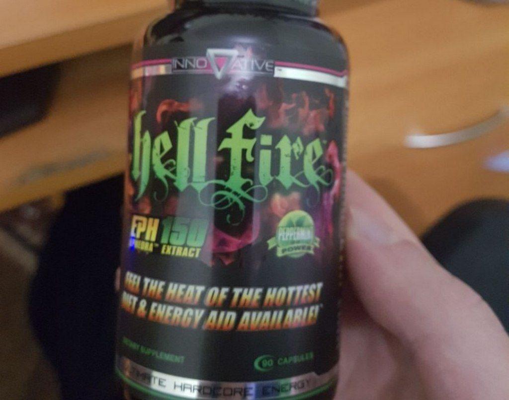 Жиросжигатель hellfire: особенности, дозировка, побочные эффекты