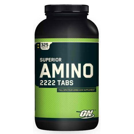Состав аминокислот superior amino 2222 от optimum nutrition и тонкости приёма