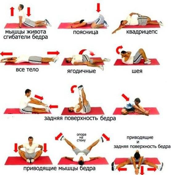 Гибкое и стройное тело с помощью стретчинга