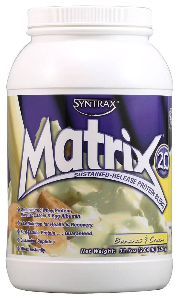 Спортивное питание syntrax протеин matrix 2.0 – отзывы