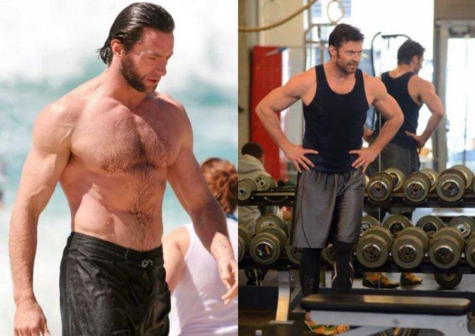 """24-летний фитнес-блогер попробовал диету """"росомахи"""" на 4000 калорий в день, но в итоге не сумел стать таким же жилистым и мускулистым, как хью джекман"""