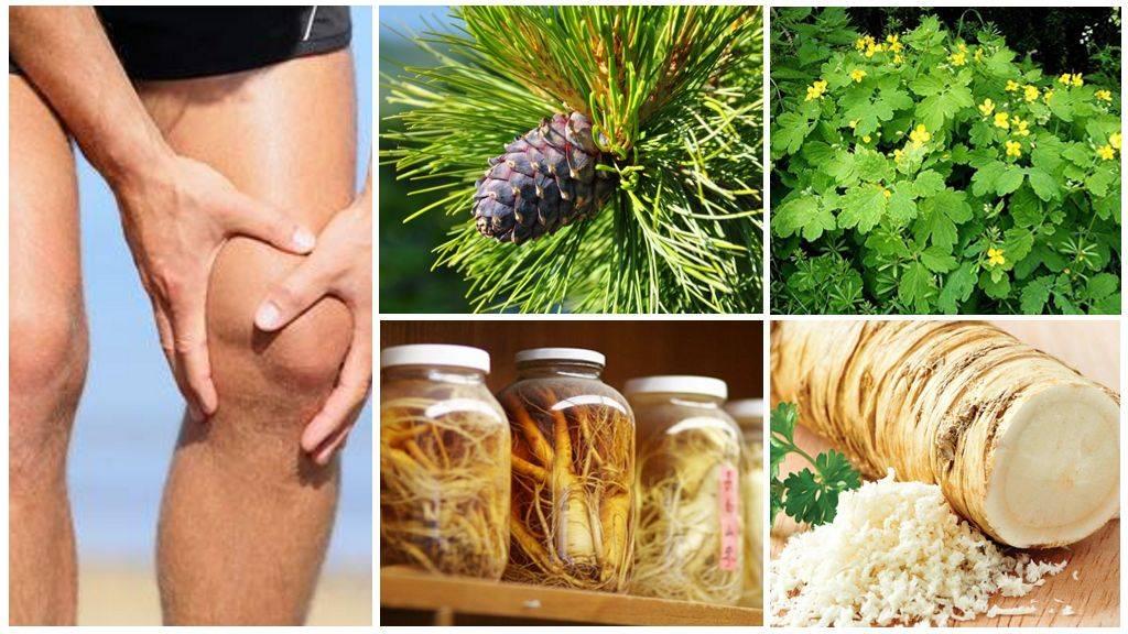 Как быстро вылечить боль в суставах народными средствами - что делать если болят суставы – лечение суставов