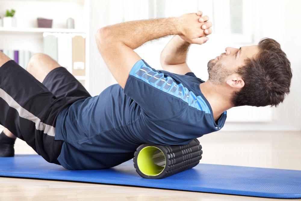 Японская гимнастика с валиком из полотенца: методика похудения, упражнения для спины и отзывы
