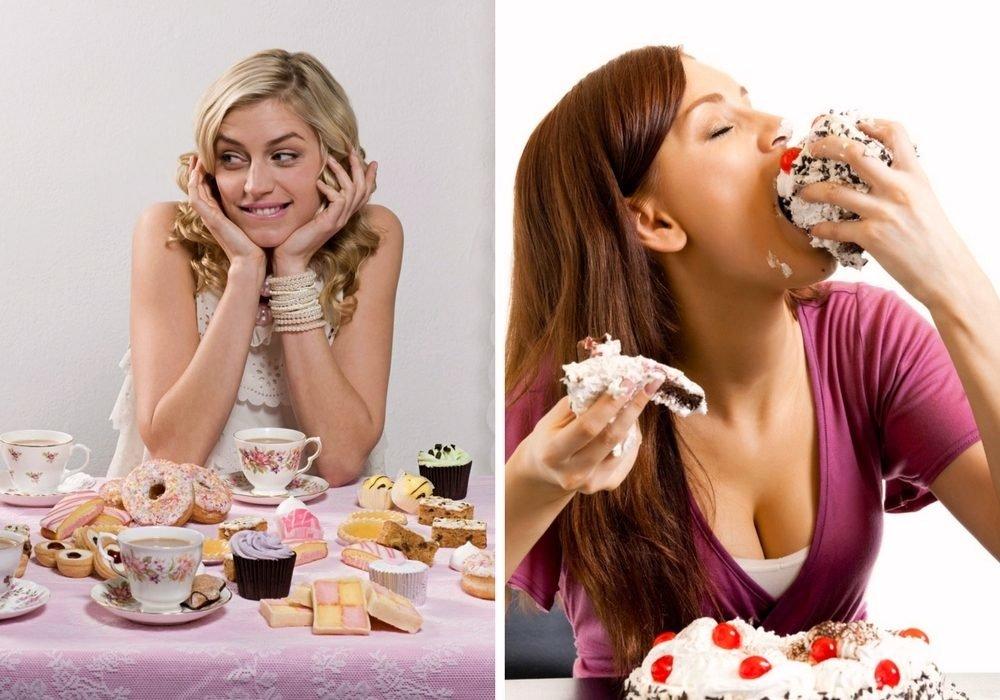Почему некоторые люди полнеют и толстеют?