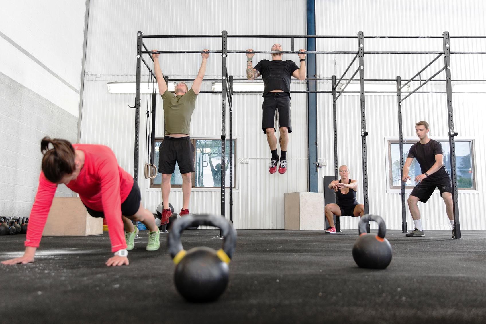 Кроссфит (crossfit) для новичков: с чего начать тренировки?