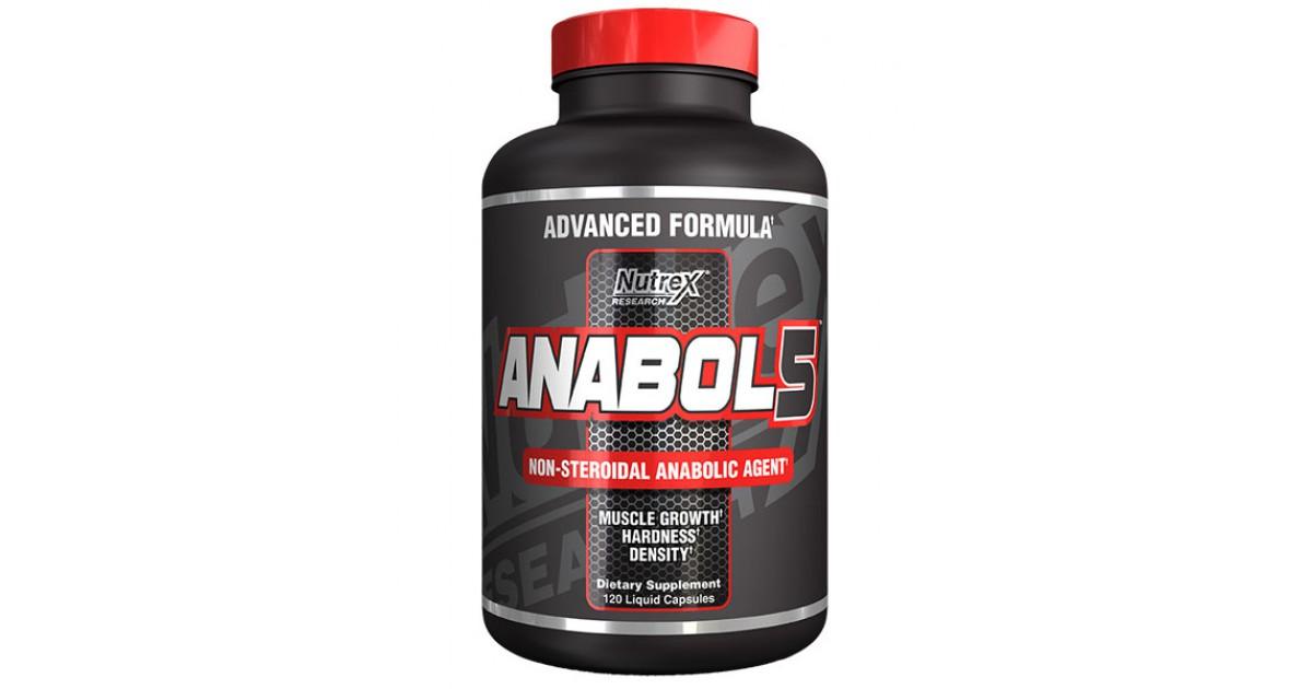 Anabol 5 от nutrex: как принимать, состав и отзывы