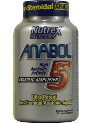 Стероид anabol: особенности приёма, эффект, негативные последствия