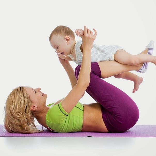 Как дома быстро сбросить вес и убрать живот после родов? | здорова и красива