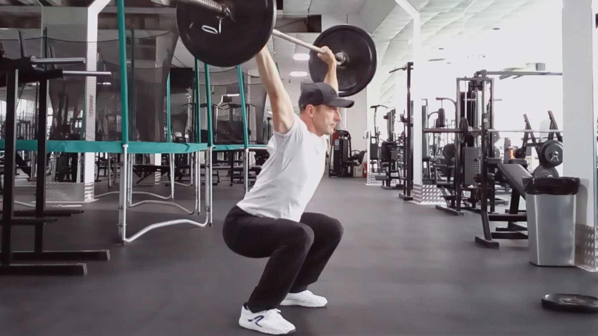 Приседания зерхера: техника со штангой, особенности и варианты упражнения