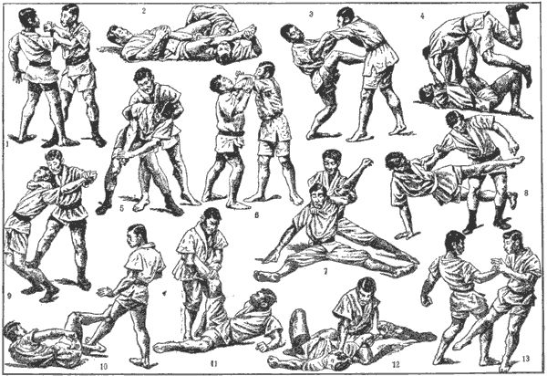 Боевые искусства: история, классификация, виды