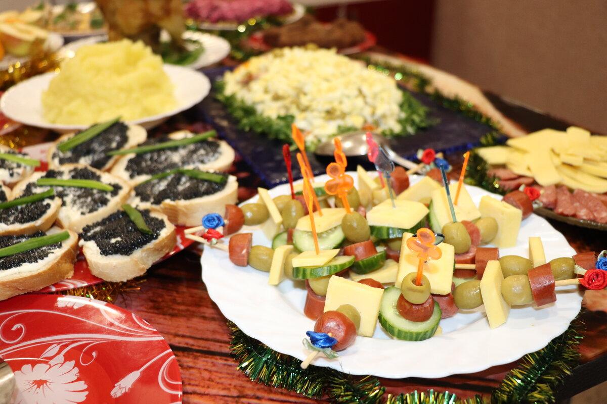Пп меню на новый 2021 год: диетические рецепты для новогоднего стола - горячее, десерты, салаты, закуски