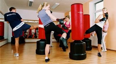 Женский бокс: тренировка, принципы, советы (фото, видео)