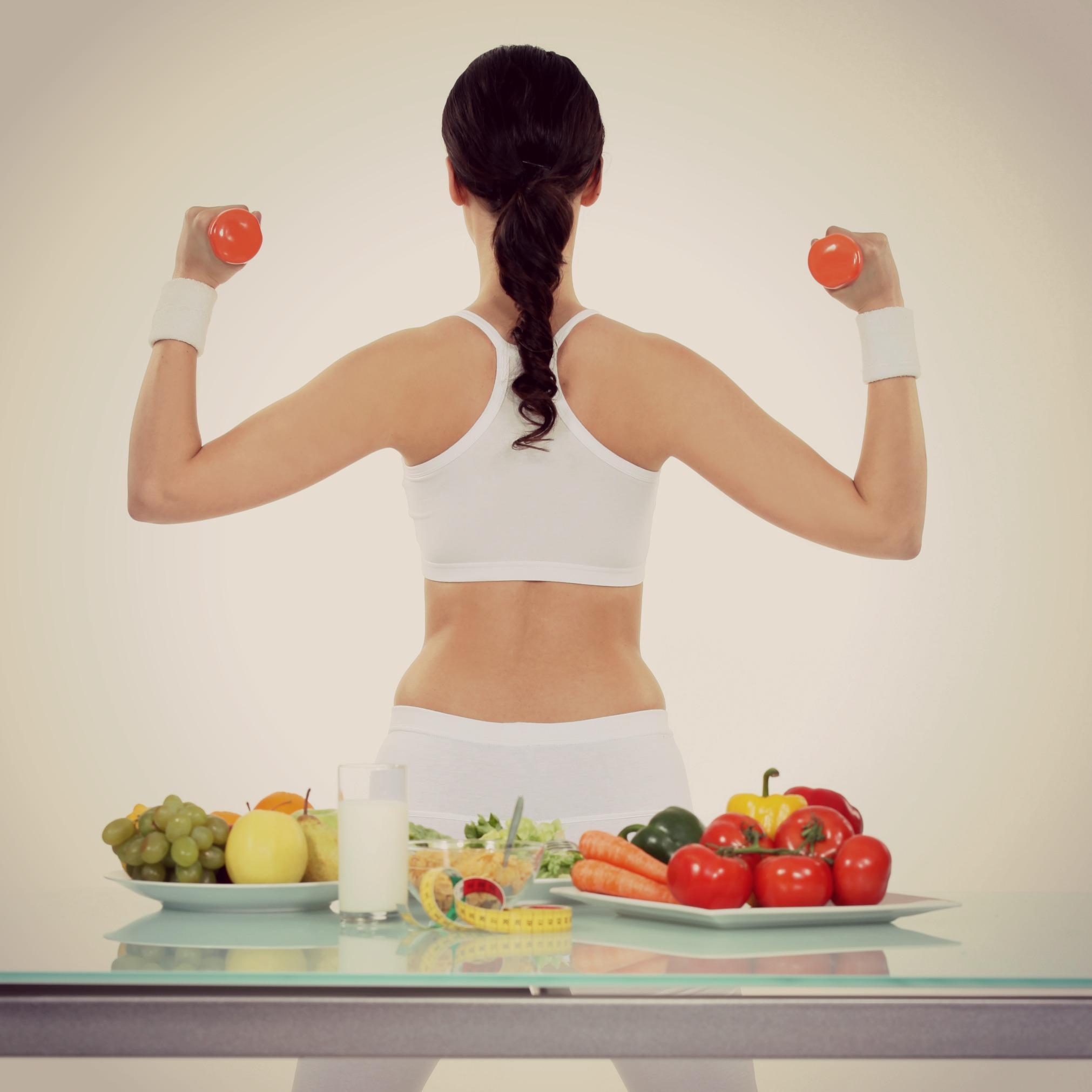 Что надо есть, чтобы набрать вес: калории и меню для набора массы