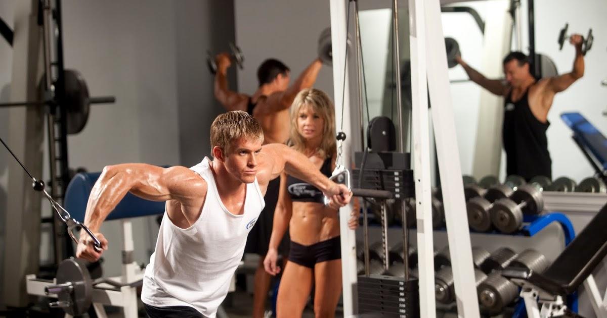 Спорт и потенция: вредные и полезные виды спорта для мужчин