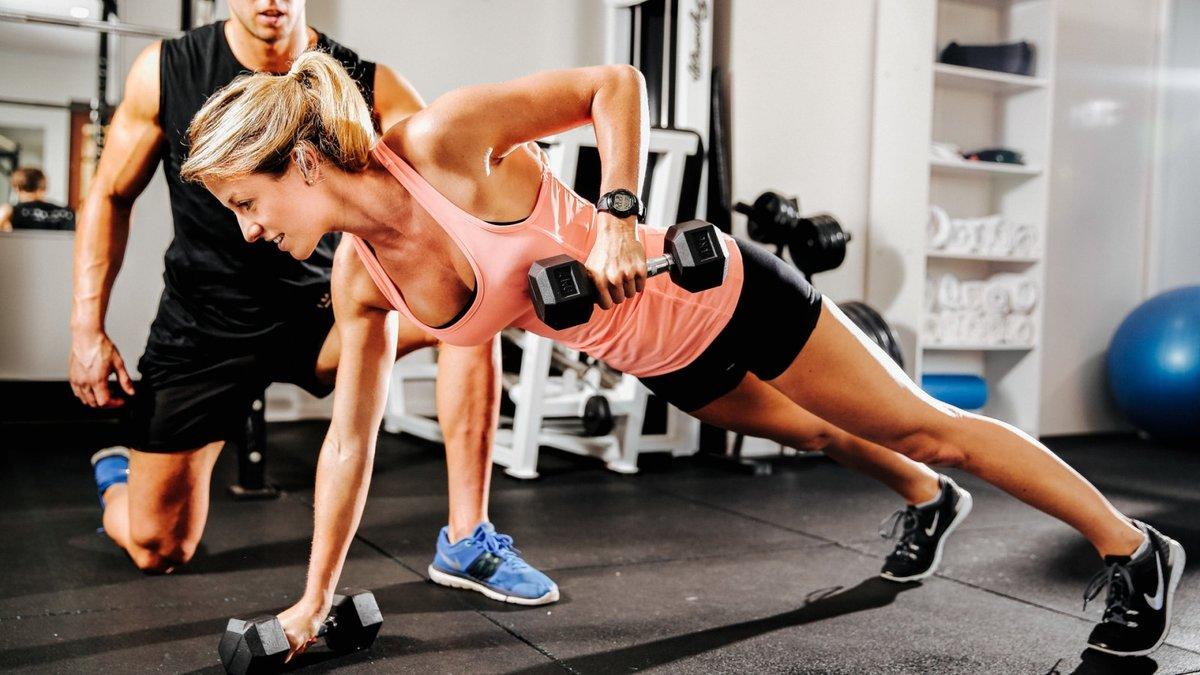 Функциональный тренинг - виды фитнес-упражнений