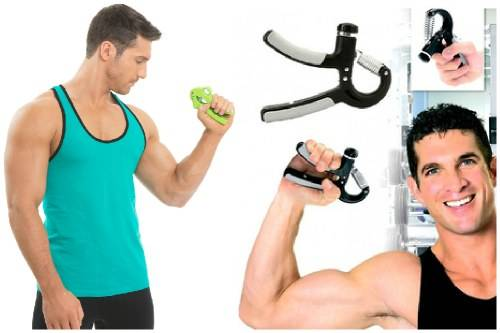 Какие мышцы рук развивает эспандер кистевой  — польза и вред упражнений для здоровья