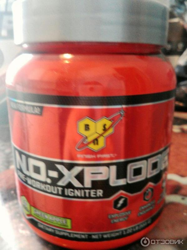 Предтренировочный комплекс no-xplode   мой отзыв   bestbodyblog.com