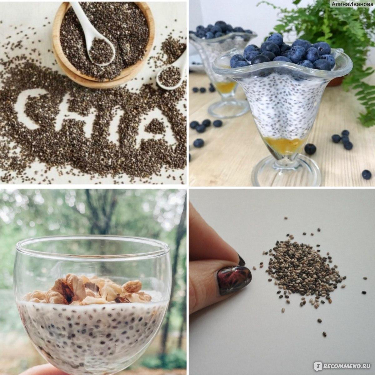 Семена чиа для похудения: как принимать, рецепты и варианты диет, отзывы врачей и худеющих medistok.ru - жизнь без болезней и лекарств