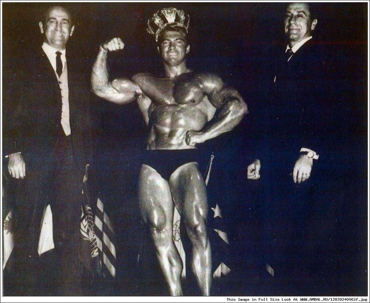 Мистер олимпия - mr. olympia - qaz.wiki