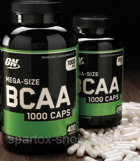 Optimum nutrition bcaa 1000 caps - отзывы, как принимать, состав