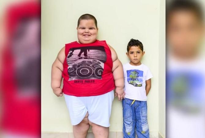 Где живут самые толстые дети в мире | интересный сайт