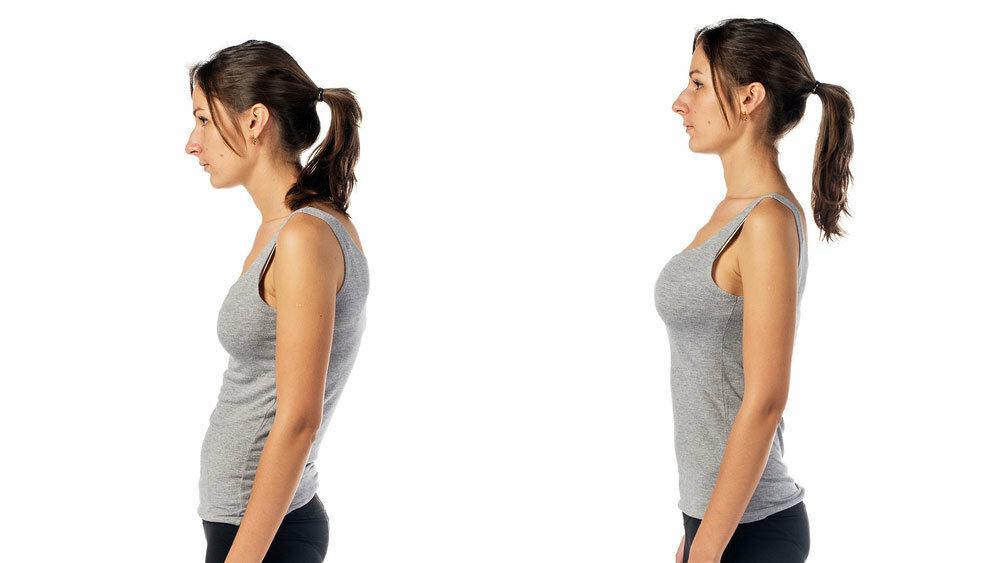 Как выровнять осанку: плечи, в домашних условиях, упражнения и за неделю