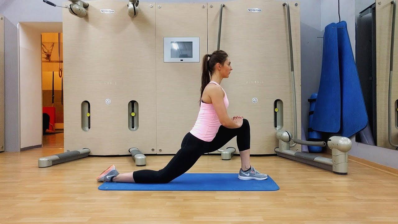 Стретчинг для похудения – помогает ли растяжка похудеть