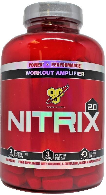 Как правильно принимать комплекс nitrix от компании bsn?