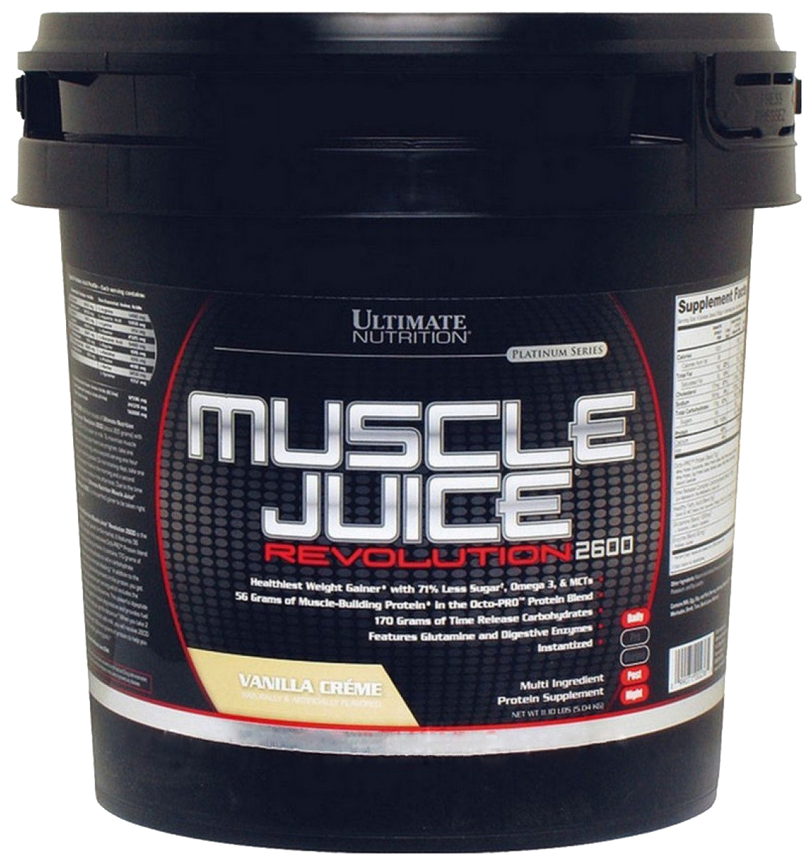 Muscle juice revolution 2600 от ultimate nutrition