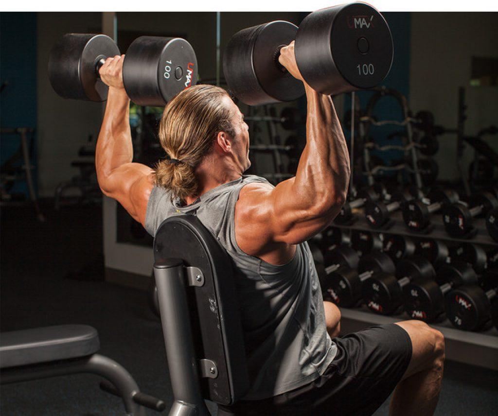 Тренировка плеч. качаем дельты на массу | bestbodyblog.com