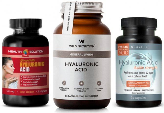 Применение препаратов гиалуроновой кислоты для суставов, их эффективность
