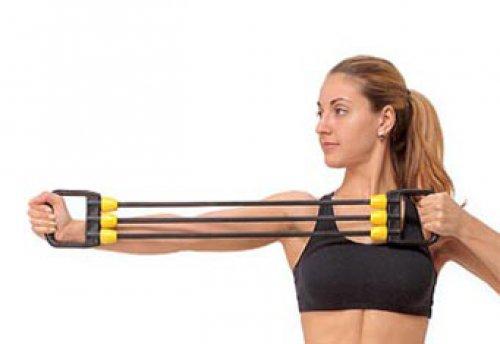 Программа эффективных упражнений с эспандером для мужчин