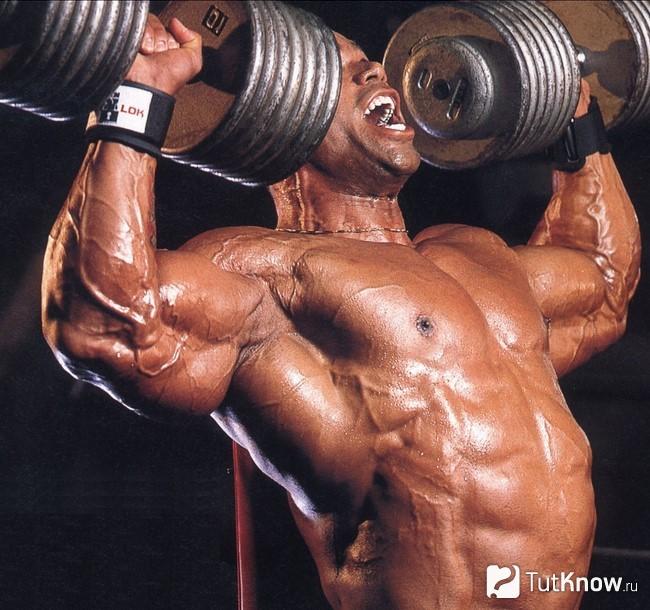 Программа для эффективного набора мышечной массы