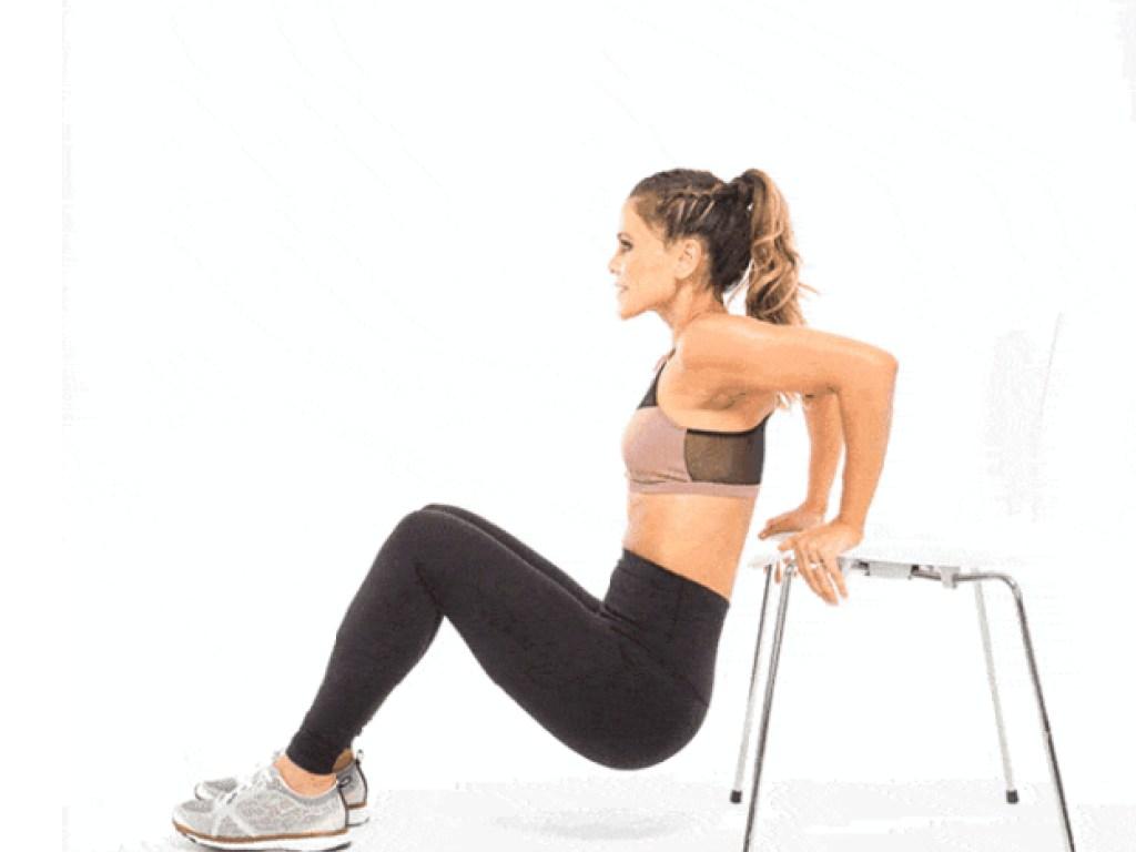 Упражнения для трицепса - для женщин и мужчин, в тренажерном зале и в домашних условиях