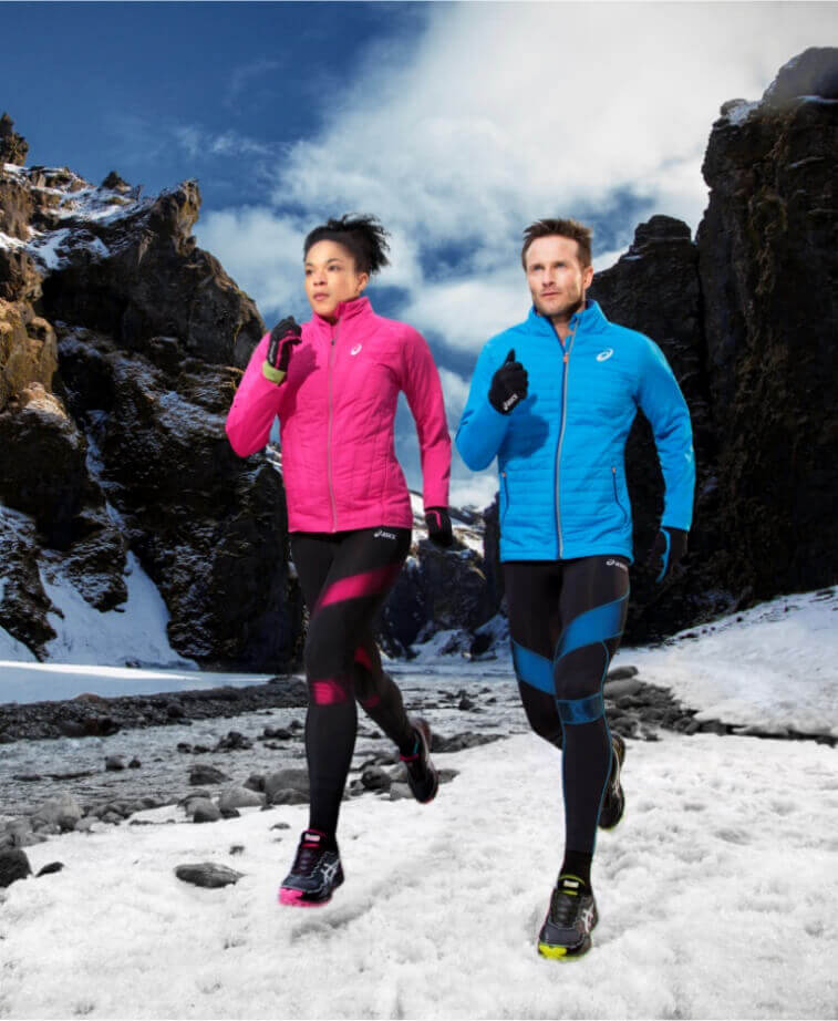 Как одеваться на пробежку зимой   школа бега run studio