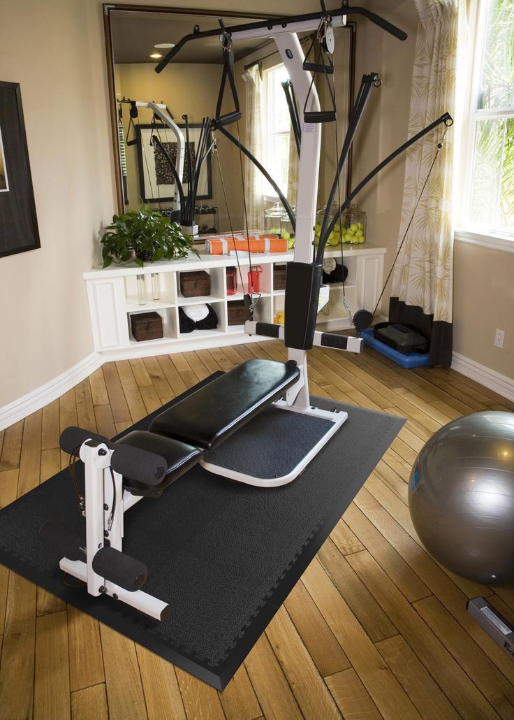 Эффективны ли тренировки дома?