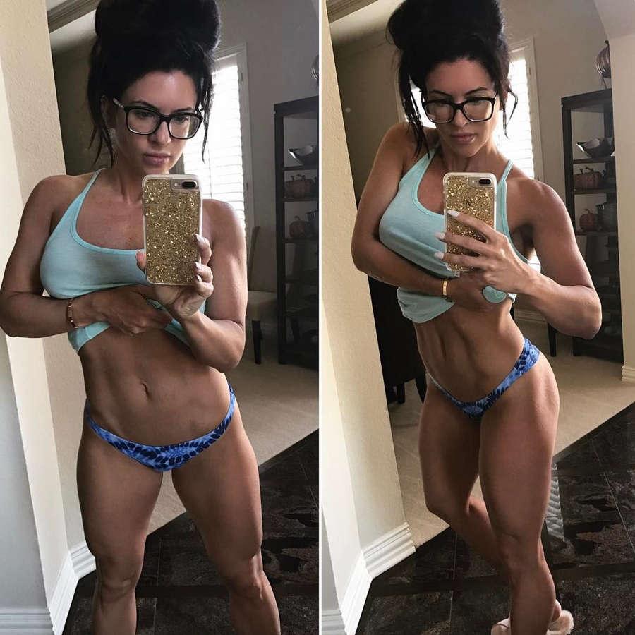 Аманда Латона — звезда тяжелого спорта