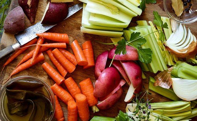 Какая морковь полезнее: сырая или вареная, калорийность и гликемический индекс, в какой больше витаминов, ги, польза и вред для организма человека, свойства