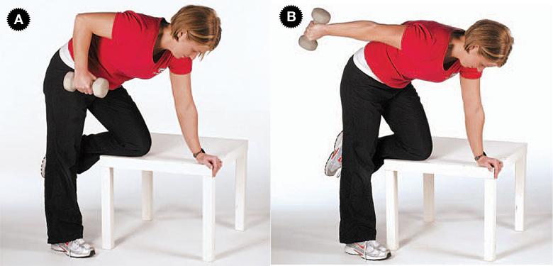Упражнения трицепсы для женщин дома