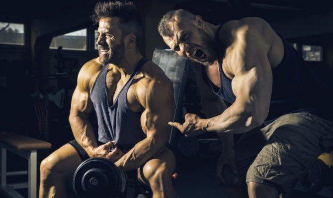 Интенсивность тренировок