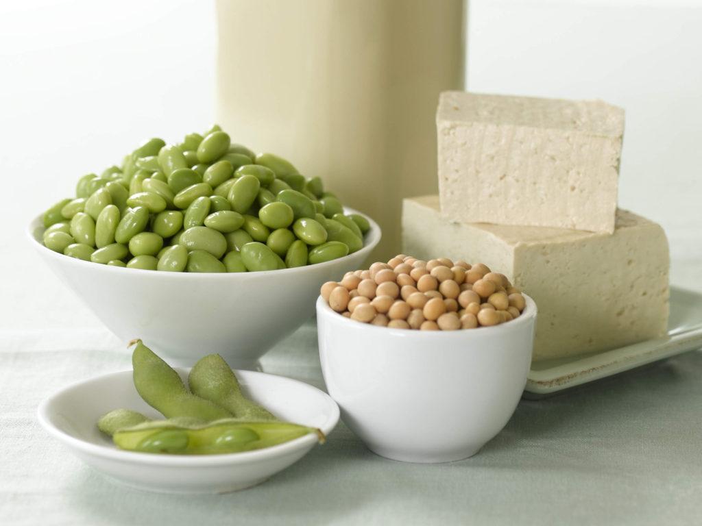 Соя и соевые продукты: польза и возможный вред