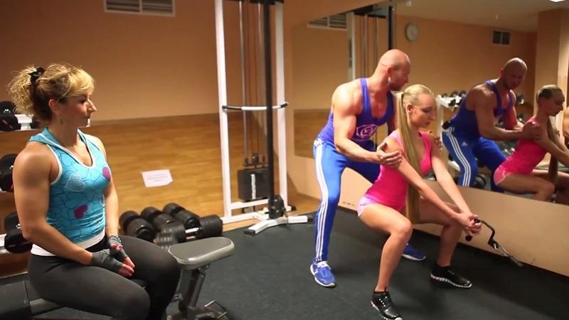 Фронтальный присед со штангой: техника выполнения, какие мышцы работают