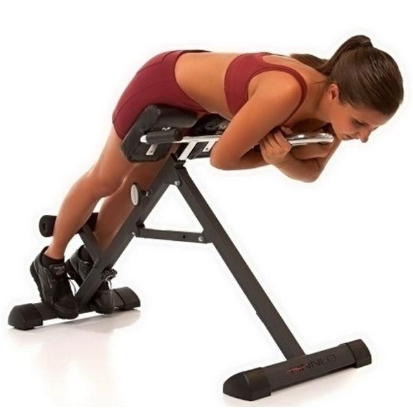 Гиперэкстензия для спины: техника упражнения дома без тренажера на полу